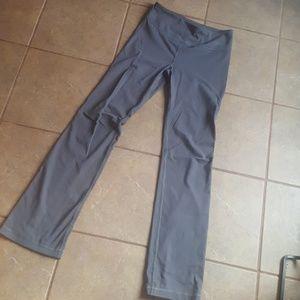 Body by Victoria stretchy grey leggings